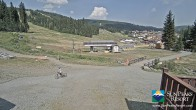 Archived image Webcam Sun Peaks - Bento's Day Lodge 14:00