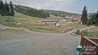 Archived image Webcam Sun Peaks - Bento's Day Lodge 16:00