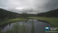 Archived image Webcam Golf Course Sun Peaks 07:00