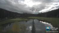 Archiv Foto Webcam Golfplatz Sun Peaks 03:00