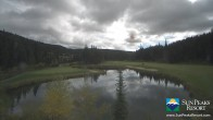 Archiv Foto Webcam Golfplatz Sun Peaks 05:00