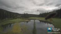 Archiv Foto Webcam Golfplatz Sun Peaks 07:00