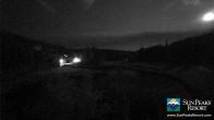Archived image Webcam Golf Course Sun Peaks 19:00