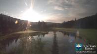 Archived image Webcam Golf Course Sun Peaks 01:00