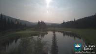 Archived image Webcam Golf Course Sun Peaks 03:00
