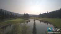 Archived image Webcam Golf Course Sun Peaks 05:00