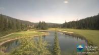 Archived image Webcam Golf Course Sun Peaks 09:00