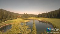 Archived image Webcam Golf Course Sun Peaks 11:00