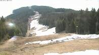 Archiv Foto Webcam Blick ins Tal, Rangger Köpfl 02:00