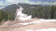 Archiv Foto Webcam Blick ins Tal, Rangger Köpfl 06:00