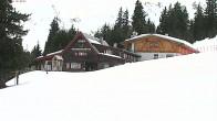 Archiv Foto Webcam Rosskogelhütte, Oberperfuss in Tirol 08:00