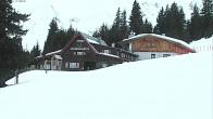 Archiv Foto Webcam Rosskogelhütte, Oberperfuss in Tirol 12:00