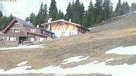 Archiv Foto Webcam Rosskogelhütte, Oberperfuss in Tirol 02:00
