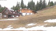 Archiv Foto Webcam Rosskogelhütte, Oberperfuss in Tirol 04:00
