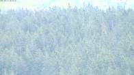 Archiv Foto Webcam Blick vom Bergrestaurant Stiglreith auf Peter Anich Bahn 06:00
