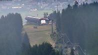 Archiv Foto Webcam Blick vom Bergrestaurant Stiglreith auf Peter Anich Bahn 02:00