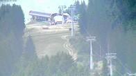 Archiv Foto Webcam Blick vom Bergrestaurant Stiglreith auf Peter Anich Bahn 12:00