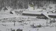 Archived image Webcam Super Pipe Mammoth Mountain 03:00