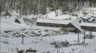 Archived image Webcam Super Pipe Mammoth Mountain 05:00