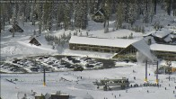 Archived image Webcam Super Pipe Mammoth Mountain 07:00