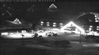 Archived image Webcam Super Pipe Mammoth Mountain 23:00