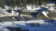 Archived image Webcam Super Pipe Mammoth Mountain 01:00