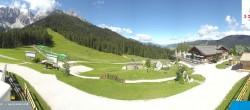 Archived image Webcam Haunold/Monte Baranci, Sexten Dolomites 04:00