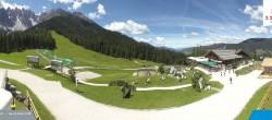 Archived image Webcam Haunold/Monte Baranci, Sexten Dolomites 06:00