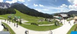 Archived image Webcam Haunold/Monte Baranci, Sexten Dolomites 08:00