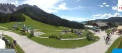 Archived image Webcam Haunold/Monte Baranci, Sexten Dolomites 10:00