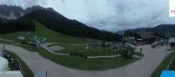 Archived image Webcam Haunold/Monte Baranci, Sexten Dolomites 18:00
