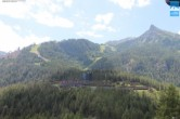 Archiv Foto Webcam Gradonna Mountain Resort 08:00