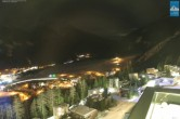 Archiv Foto Webcam Turm des Gradonna Hotels, Kals 18:00