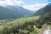 Archiv Foto Webcam Turm des Gradonna Hotels, Kals 06:00