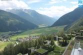 Archiv Foto Webcam Turm des Gradonna Hotels, Kals 08:00