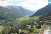 Archiv Foto Webcam Turm des Gradonna Hotels, Kals 10:00