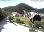 Archiv Foto Webcam Pilgerkreuz Veitsch 08:00