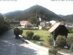 Archiv Foto Webcam Pilgerkreuz Veitsch 10:00