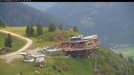 Archiv Foto Webcam Riesneralm: Skihütte Hochsitz 02:00