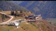 Archiv Foto Webcam Riesneralm: Skihütte Hochsitz 04:00