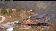 Archived image Webcam Hochsitz / Riesneralm Ski Resort 08:00