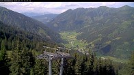 Archiv Foto Webcam Bergstation Riesnerbahn: Blick ins Tal 10:00