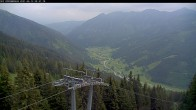 Archived image Webcam Top of chairlift Riesnerbahn 02:00