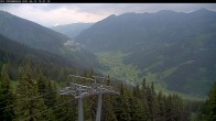 Archived image Webcam Top of chairlift Riesnerbahn 04:00