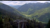 Archived image Webcam Top of chairlift Riesnerbahn 08:00