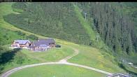 Archiv Foto Webcam Riesneralm: Piste Krispenleitn 02:00