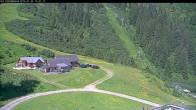 Archiv Foto Webcam Riesneralm: Piste Krispenleitn 04:00