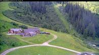 Archiv Foto Webcam Riesneralm: Piste Krispenleitn 06:00