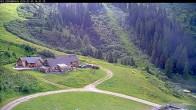 Archiv Foto Webcam Riesneralm: Piste Krispenleitn 10:00