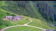 Archiv Foto Webcam Riesneralm: Piste Krispenleitn 12:00
